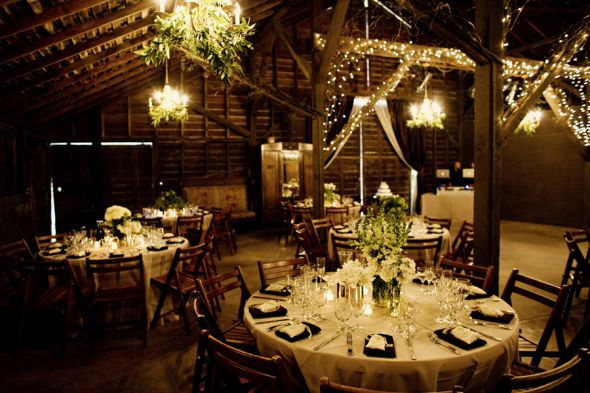 Romantic Western Wedding Decorations