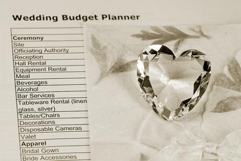 wedding planning checklist wedding decoration budget