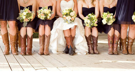 Western Wedding Ideas, Country Wedding decorations