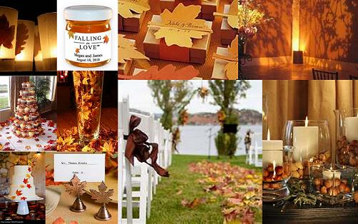 25 beautiful fall wedding table decoration ideas fall ceremony