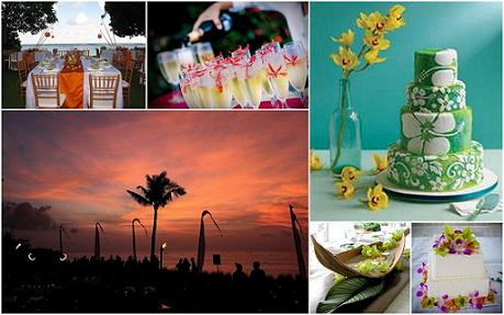 creating a tropical atmosphere for your hawaiian wedding decorations