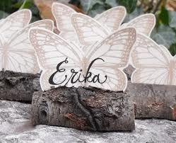 Rustic Butterfly