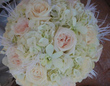 Striking Bridal Bouquet