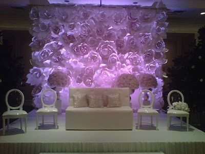 Wedding Backdrop, wedding altar decorations