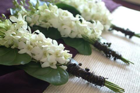 Sheath Wedding Bouquets