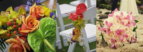 hawaiian floral ideas