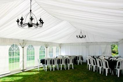 For and outdoor ceremony wedding tents have long been the most suitable option for most brides. When planning an outdoor wedding ceremony and reception ... & Wedding Tents Outdoor Wedding Decorations