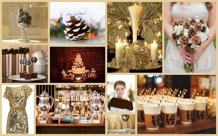 winter weddings inspiration