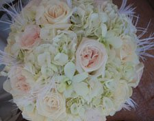 Striking Bridal Bouquet